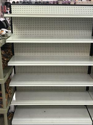 Supermarket Gondola Shelves , Shelves for storage , shelves double side for Sale in Philadelphia, PA