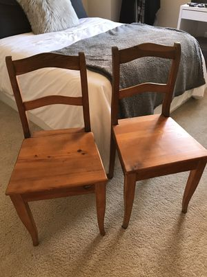 Antique chairs for Sale in Alexandria, VA