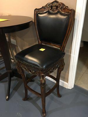 New Wood Swivel Barstool for Sale in Winston-Salem, NC