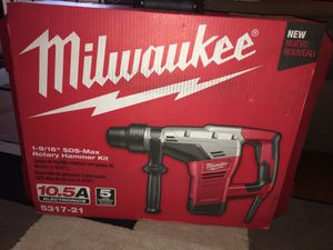 Milwaukee Rotary Hammer for Sale in Bakersfield, CA