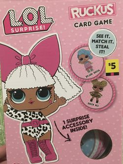 LOL dolls Card Game for Sale in New York,  NY