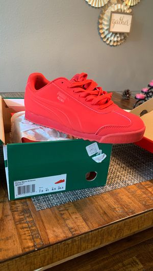 Puma high risk red's for Sale in Land O Lakes, FL
