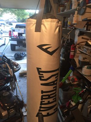 Boxing punching bag for Sale in Carrollton, TX