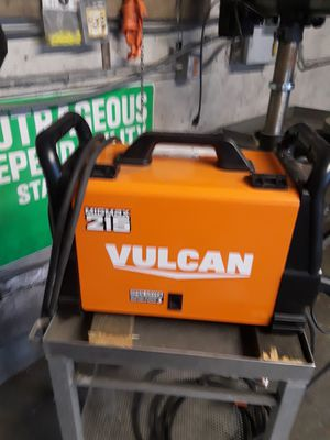 Vulcan welder for Sale in Seattle, WA