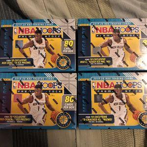 Nba Hoop Mega boxes for Sale in Hialeah, FL