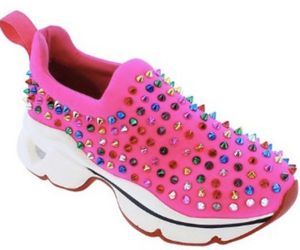 Studded Sneakers 💋 All sizes available for Sale in Los Angeles, CA