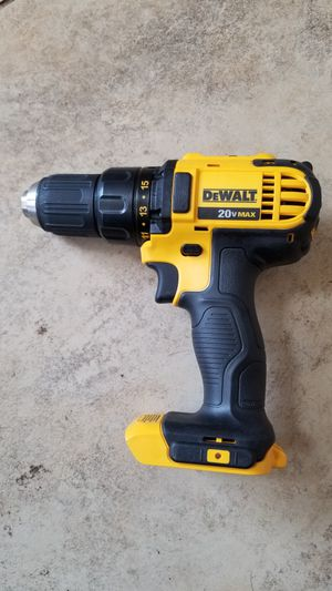 New Dewalt 20-Volt MAX Lithium-Ion Compact Drill/Driver (DCD780) for Sale in Hemet, CA