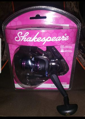 NIB Shakespeare Lady Angler Fishing Reel for Sale in Gibsonton, FL