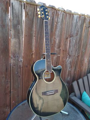 Acoustic electric guitar for Sale in Bell Gardens, CA