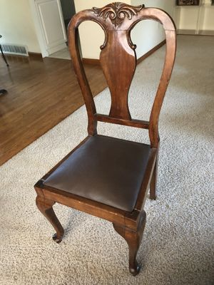 Vintage wooden chair for Sale in Boulder, CO