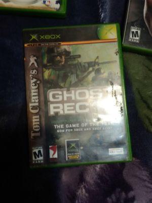 Original Xbox games lot for Sale in Herlong, CA