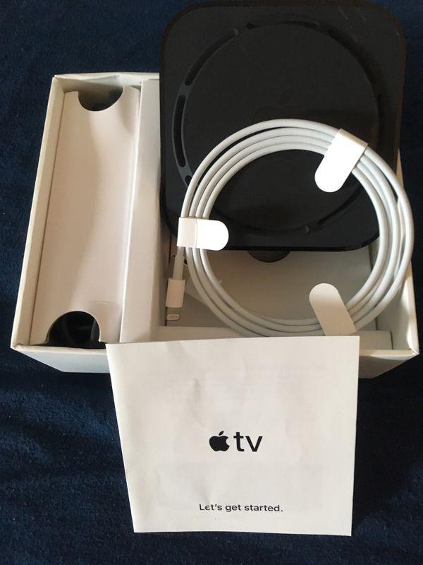Apple TV (5th Gen) 4K 64GB HD Media Streamer - A1842 -