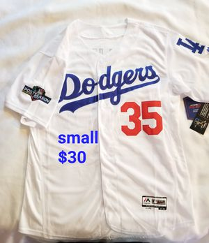 Dodgers cody bellinger stitch jersey for Sale in Ontario, CA
