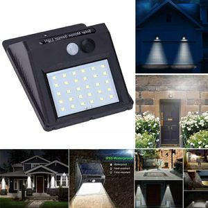 1-4pcs LED Solar Light Motion Sensor Wall Lamp Outdoor Garden Decoration Fence Stair Pathway Yard Security Light Solar Lamp for Sale in Westlake, MD