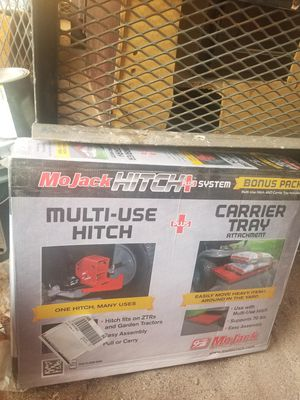 Tractor lawn hitch & tray kit for Sale in Casa Grande, AZ