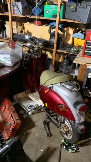 Japanese 48v scooter for Sale in Saint Paul, MN