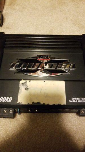 300 watt subwoofer amp for Sale in Nokesville, VA