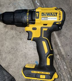 dewalt 20v brushless hammer drill brand new TOOL ONLY sin pilas ni cargador $60 FIRM for Sale in Las Vegas,  NV