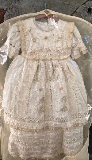Baptism dress!! for Sale in Pico Rivera, CA