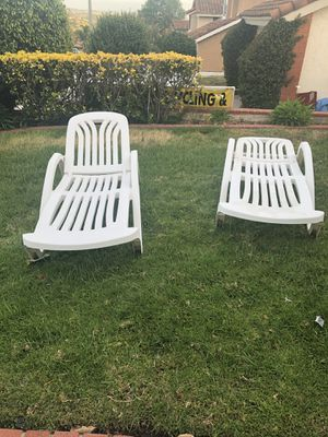Patio / Pool Chairs for Sale in San Diego, CA