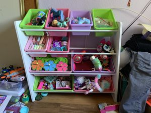 Kids toy organizer for Sale in San Diego, CA