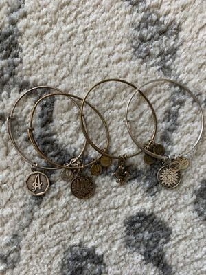 Alex and Ani Charm Bangles for Sale in Seattle, WA