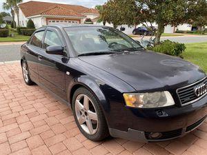 2003 Audi A4 Quattro for Sale in Oxford, FL
