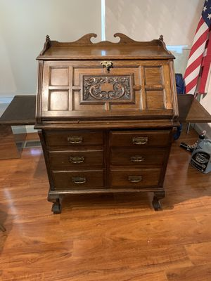 Secretary - slant front for Sale in St. Louis, MO