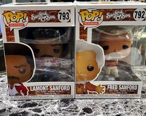 Sanford & Son Funko Pops for Sale in San Jose, CA