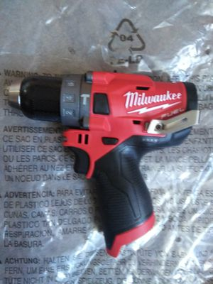 Milwaukee new HAMMER DRILL M12/Fuel/Brushless. Herramienta Nueva, No Batería for Sale in Los Angeles, CA