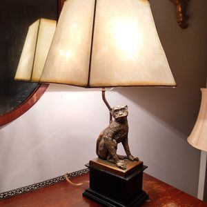 Bronze Monkey Table Lamp for Sale in West Palm Beach, FL