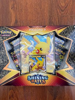 Pokemon Shining Fates Pikachu V Box Brand New for Sale in Rowland Heights,  CA