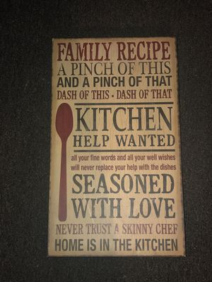 Kitchen decor for Sale in Louisville, KY