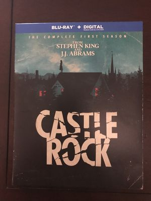 Castle Rock - Complete First Season Blu Ray for Sale in Aldie, VA