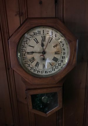 Antique working clock for Sale in Chagrin Falls, OH
