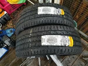 Pirelli PZero 245/40zr21xl 100y series tires (qty2) for Sale in Manassas Park, VA