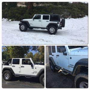 2011 Jeep Wrangler for Sale in Clovis, CA