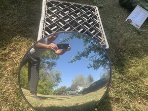 Big MIRROR for check the SHOP or Rod for Sale in Sacramento, CA