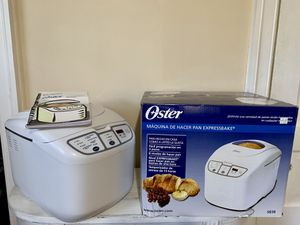 Oster Bread Maker for Sale in LUTHVLE TIMON, MD