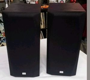 pair of Onkyo Speakers. , 100 W for Sale in Wendell, NC