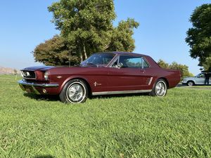1966 Ford Mustang A Code for Sale in Riverside, CA