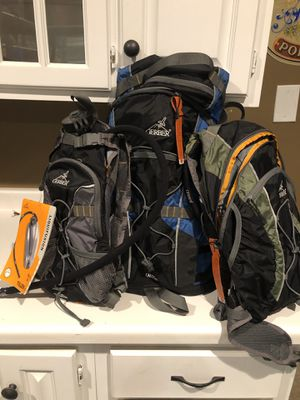 Gerber Hydration Packs (Qty: 3) for Sale in Mound, MN