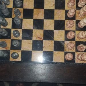 Real Marble Chess Board for Sale in Phoenix, AZ