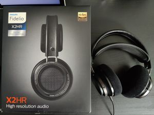Phillips X2HR High Resolution Headphones for Sale in Charlotte, NC