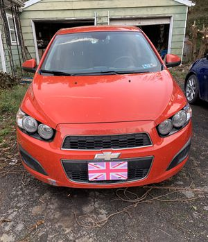 2012 Chevy Sonic for Sale in Mehoopany, PA