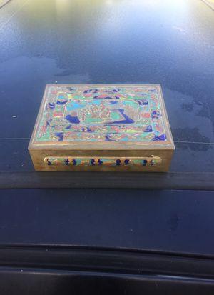 Antique china box for Sale in Dania Beach, FL