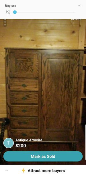 Antique Armoire for Sale in Newark, OH