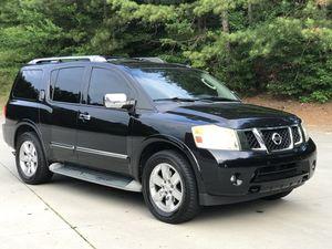 2010 Nissan Armada Platinum Edition DVD Navigation Backup Camera for Sale in Lawrenceville, GA