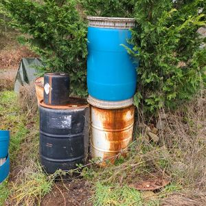 Burn Barrells for Sale in Yelm, WA