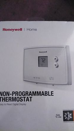 Honeywell Home Thermostat for Sale in West Islip,  NY